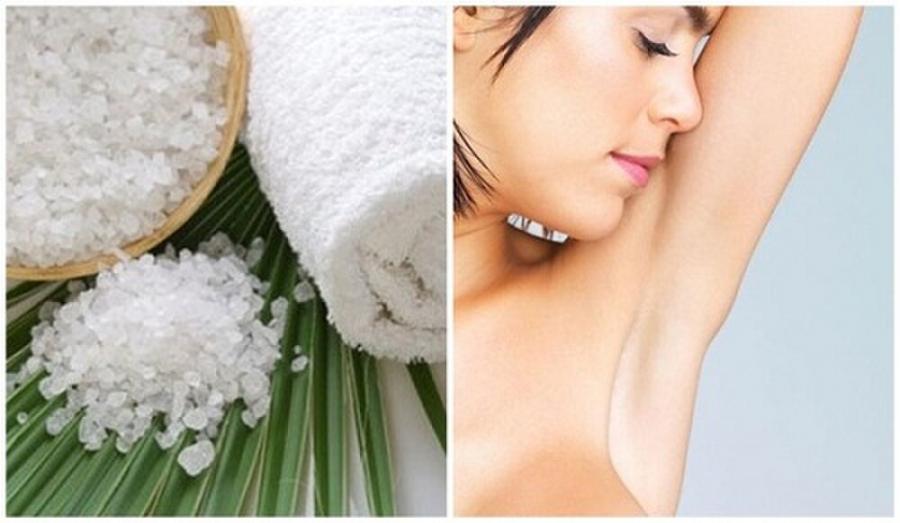 Chỉ cần dùng nguyên liệu này bạn sẽ sớm giải quyết nỗi lo mùi hôi nách và cơ thể